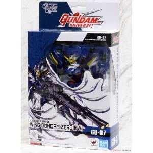 Gundam Universe Wing Gundam Zero EW BANDAI Action Figure gundam