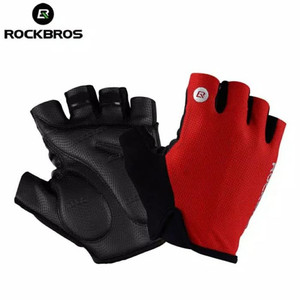 Rockbros Sarung Tangan Sepeda Olahraga Fitnes Gym Sport Gloves S106