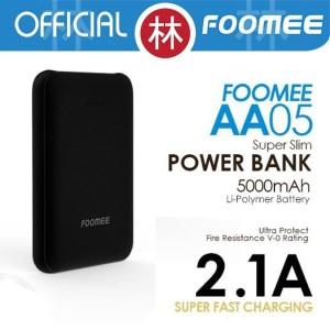 Foomee AA05 5000mAh Mini Powerbank