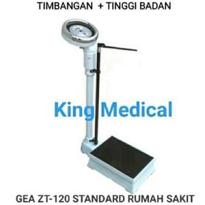 Harga timbangan standard rumah sakit berat tinggi badan smic   HARGALOKA.COM