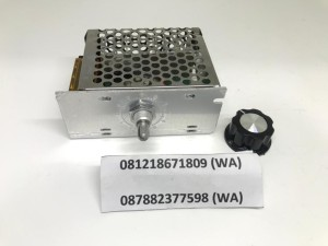 Harga Dimmer Ac 220 Volt 4000 Watt Casing Aluminium Katalog.or.id
