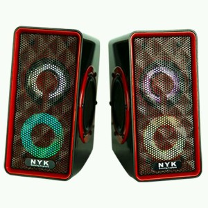 Harga speaker gaming rgb 2 0 nyk sp no2 | HARGALOKA.COM