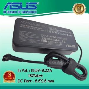 Harga adaptor charger laptop original asus rog gl503 gl503vd 19v 9 23a | HARGALOKA.COM