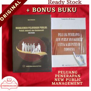 Harga original   manajemen pelayanan publik peduli inklusif dan | HARGALOKA.COM