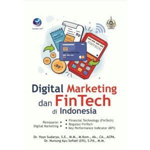 Harga buku digital marketing dan fintech di   HARGALOKA.COM
