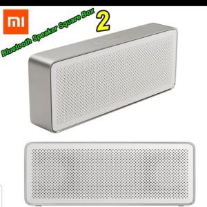 Harga xiaomi bluetooth speaker square 2 box gen 2 portabel bluetooth 4 2 | HARGALOKA.COM