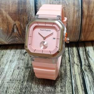 Harga jam tangan wanita hush puppies tanggal dan detik bawah aktif free box     HARGALOKA.COM