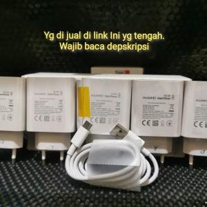 Harga resmi dari service center charger huawei 40watt p30 p40 mate 30   HARGALOKA.COM