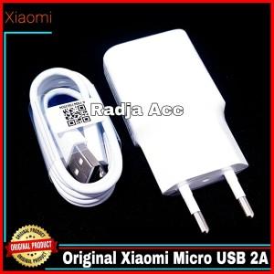 Harga charger xiaomi redmi s2 original 100 micro usb 5v 2a resmi | HARGALOKA.COM