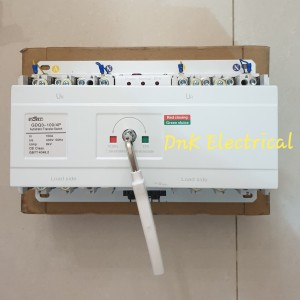 Harga automatic transfer switch ats 100a 4p fort gdq3 100 | HARGALOKA.COM