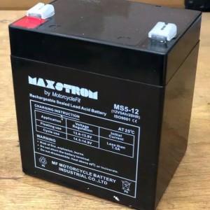 Harga aki kering vrla ups speaker salon maxstrom mf motorcyclefit 12v | HARGALOKA.COM