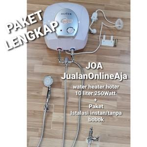Harga paket lengkap water heater heater instalasi instan tanpa | HARGALOKA.COM