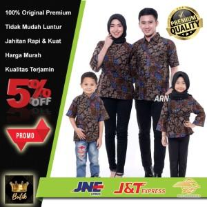 Harga batik termurah bisa pisah  couple keluarga batik keluarga murah   cowok | HARGALOKA.COM