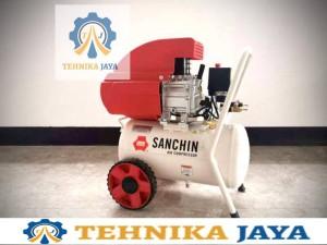 Harga air kompresor sanchin csc 24 dp 1 hp 24 l mesin kompresor | HARGALOKA.COM