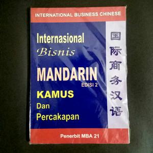 Harga internasional bisnis mandarin kamus dan percakapan | HARGALOKA.COM