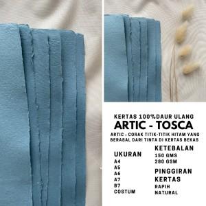 Harga kertas daur ulang variant artic polos warna tosca green   | HARGALOKA.COM