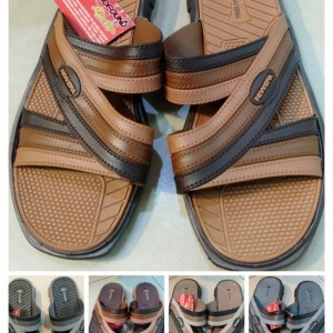 Harga sandal karet pria dewasa new | HARGALOKA.COM