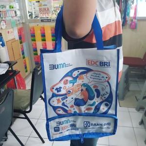 Harga tas lipat tas dompet bri totebag d600 full color custom print | HARGALOKA.COM