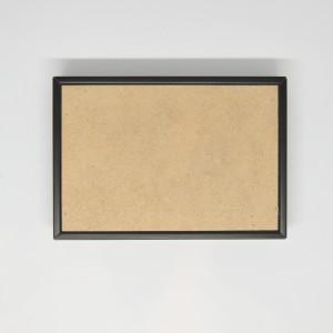 Harga bingkai foto kayu blok hitam   frame foto | HARGALOKA.COM