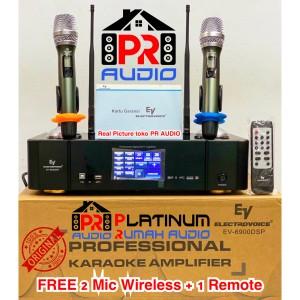 Harga amplifier karaoke electrovoice ev 6900 dsp original electro | HARGALOKA.COM
