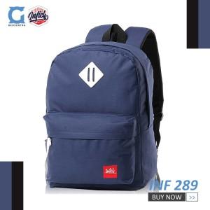 Harga original backpack inficlo tas punggung ransel pria murah keren inf | HARGALOKA.COM