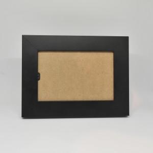 Harga bingkai foto kayu minimalis hitam   frame foto | HARGALOKA.COM