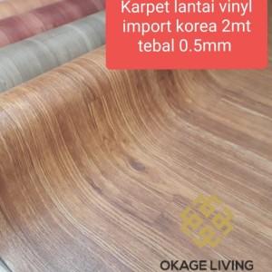 Harga best seller   exotic korea   karpet lantai vinyl mewah kuat | HARGALOKA.COM