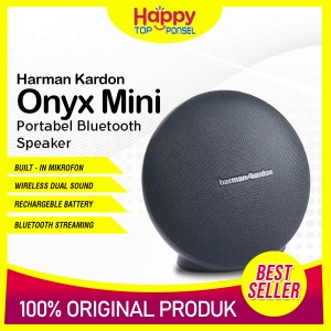 Harga harman kardon onyx mini portable bluetooth speaker   original   | HARGALOKA.COM
