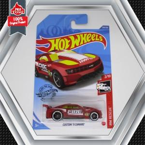Harga hot wheels custom 39 11 camaro red lot p   HARGALOKA.COM
