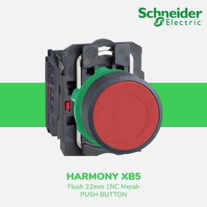 Info Push Button Plastik Hitam 1 No Xb7na21 Schneider Katalog.or.id