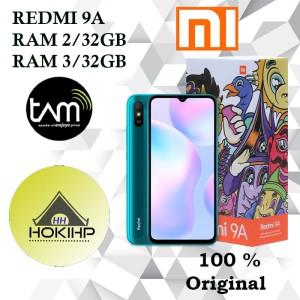 Harga xiaomi redmi 9a ram 2 32 gb   3 32 gb garansi resmi   hijau 2gb | HARGALOKA.COM