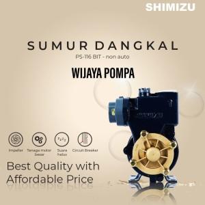 Harga pompa dorong shimizu 128 | HARGALOKA.COM
