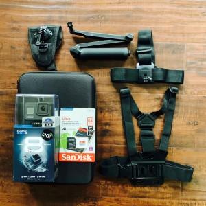 Harga kamera gopro hero 8 black dengan asesoris   HARGALOKA.COM