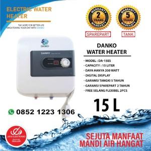 Harga water heater danko type da15es 15 | HARGALOKA.COM