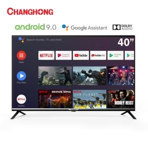 Harga changhong google certified android smart tv 40 inch 40h4 led | HARGALOKA.COM