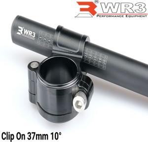 Harga stang clip on wr3 37mm kawasaki ninja 250 fi rr mono   | HARGALOKA.COM