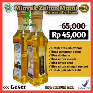 Harga minyak zaitun 175ml   zaitun tursina asli extra virgin olive oil | HARGALOKA.COM