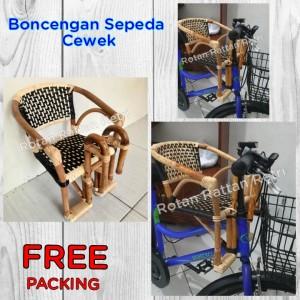 Harga kursi boncengan sepeda depan anak mtb polygon lipat gunung | HARGALOKA.COM