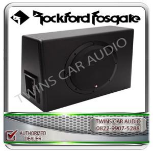 Harga subwoofer aktif rockford p300 10 34 sub aktif built in amplifier sub10 34 | HARGALOKA.COM