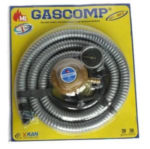 Harga gascomp paket selang regulator gas | HARGALOKA.COM