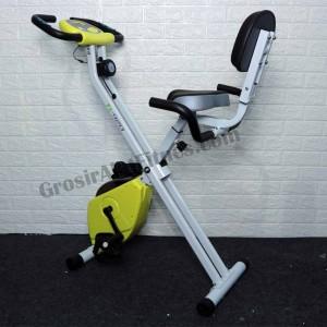 Harga sepeda statis x bike sandaran lipat | HARGALOKA.COM