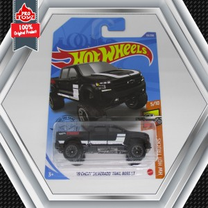 Harga hot wheels chevy silverado trail boss lt black lot p   HARGALOKA.COM