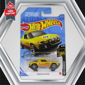 Harga hot wheels porsche 914 safari yellow lot p   HARGALOKA.COM