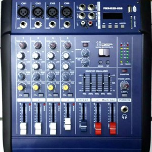 Harga power mixer audio profesional pmx 402d usb 4 | HARGALOKA.COM