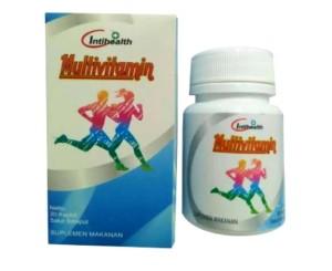 Harga intihealth multivitamin 30 kapsul suplemen untuk daya tahan | HARGALOKA.COM