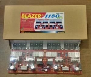 Harga kit power amplifier stereo blazer 1150w hyper plus   HARGALOKA.COM