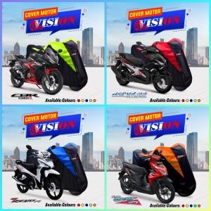 Harga cover motor sarung motor sport matic bebek honda yamaha suzuki dll   | HARGALOKA.COM