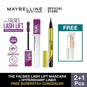 Harga maybelline the falsies lash lift waterproof mascara   HARGALOKA.COM