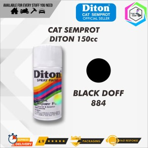 Info Pylox Basics Matt Black Cat Semprot Basics Matt Black Hitam Doff Katalog.or.id