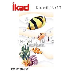 Harga keramik dinding 25x40 keramik dinding kamar mandi keramik ikad | HARGALOKA.COM